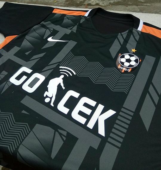 Jersey Printing FC Cawang Jakarta