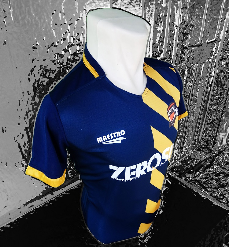 Jersey Printing ZeroSix FC Jakarta - buat jersey futsal