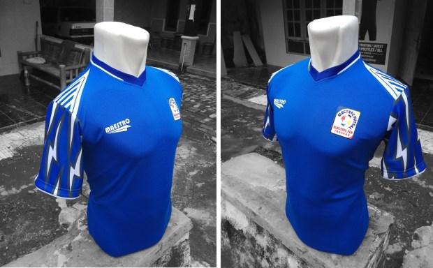 jersey futsal printing elektrik PLN Tarakan