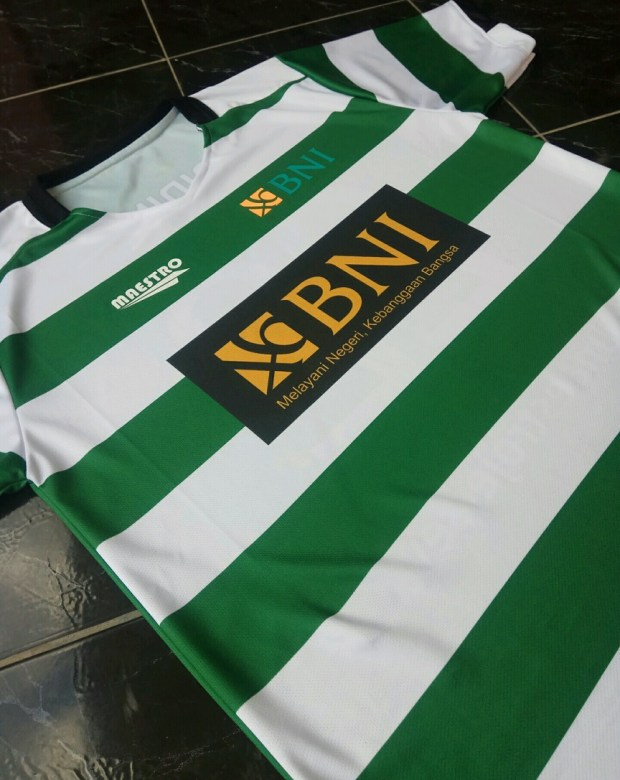 Jersey futsal BNI 46