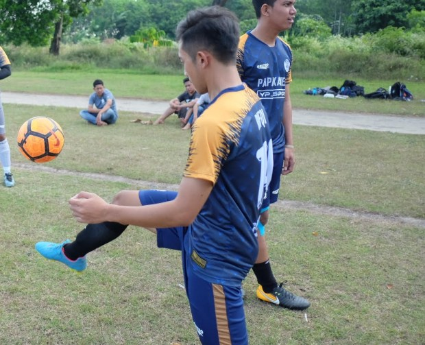 Jersey Futsal CISC jogja