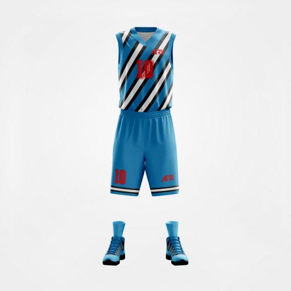 desain jersey basket ball
