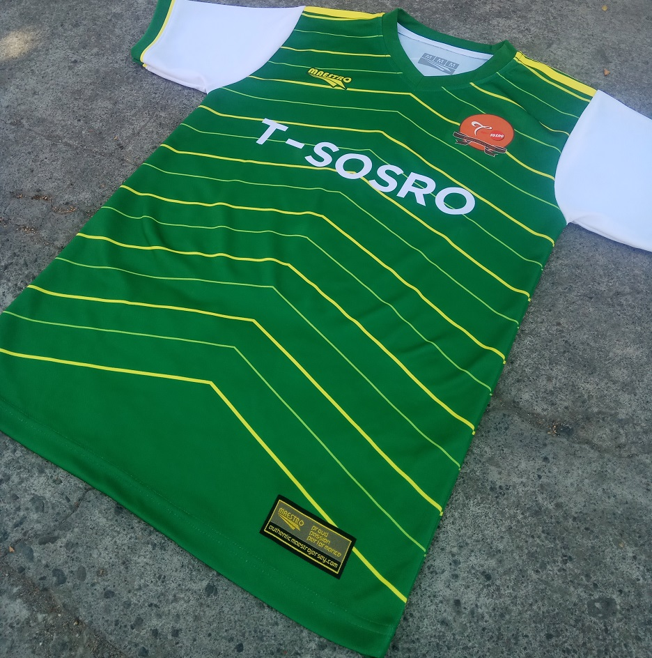 kaos futsal printing T SOSRO FC