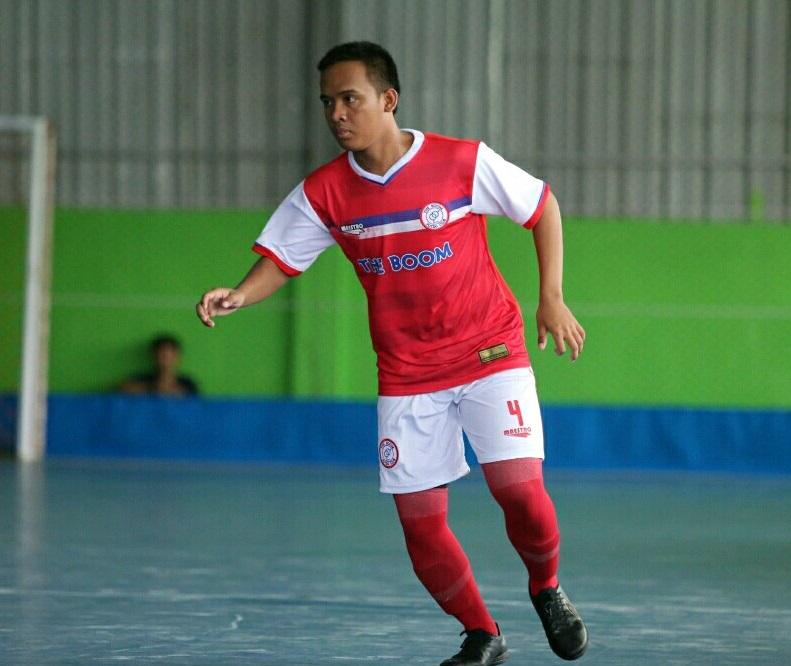 Jersey Futsal The Boom FC