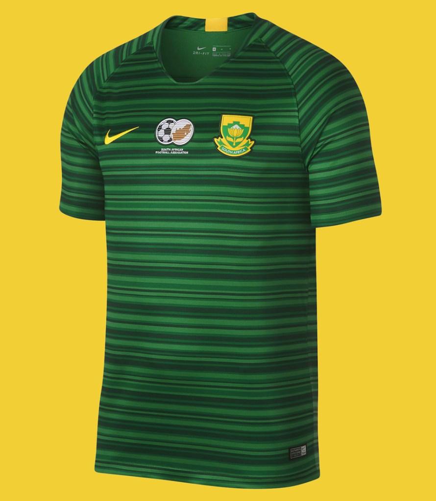 Jersey Nike Afrika Selatan