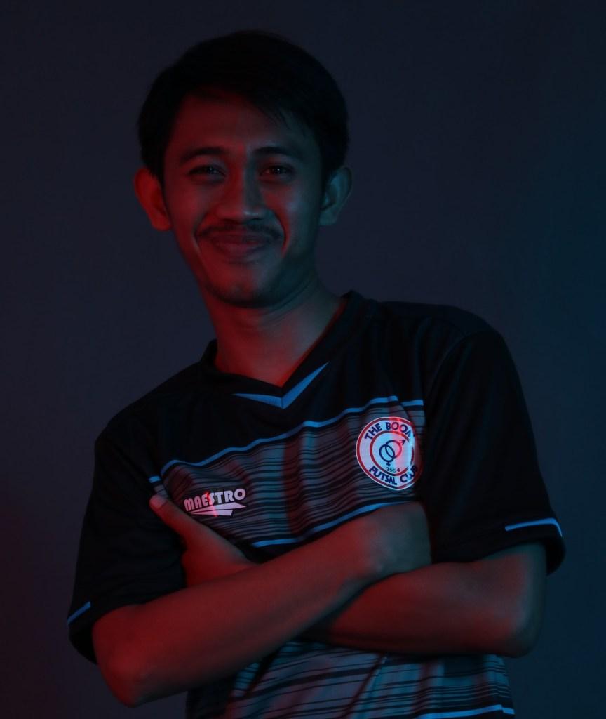 Kaos Full Print Futsal