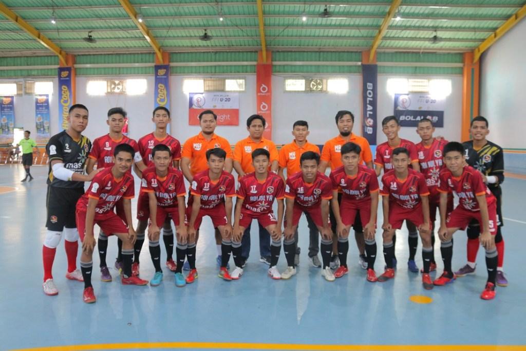 Tim Futsal Young Rior FC