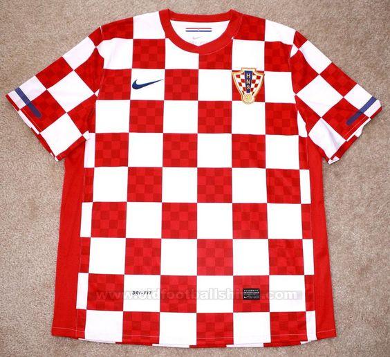 jersey retro kroasia