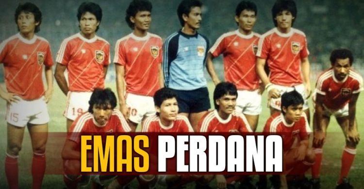 marzuki nyakmad dan para pemain timnas indonesia