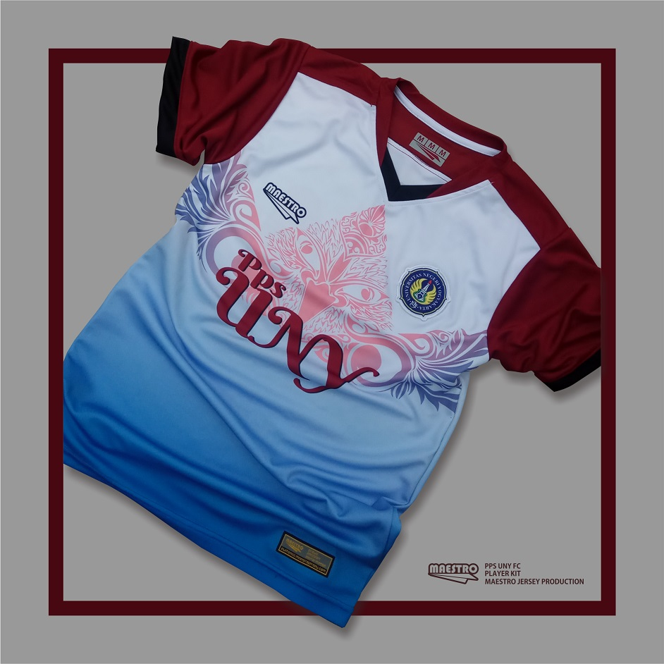 Jersey Printing PPS UNY