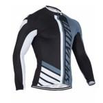 desain jersey sepeda keren lengan panjang