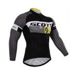 desain jersey sepeda motif lengan polkadot