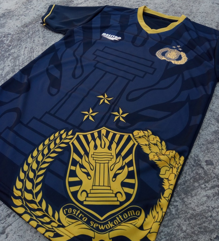 sablon baju badminton sublimasi atau printing