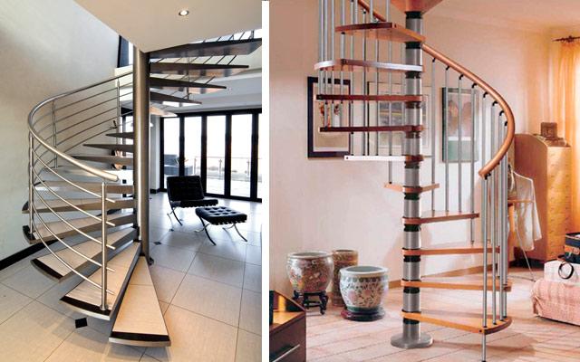 Recomendaciones para hacer la correcta instalacin de una escalera  A la Obra Maestros