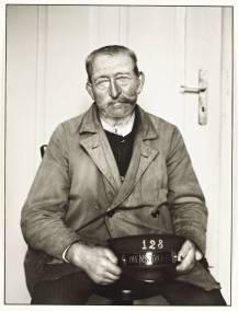 Porter c. 1929 by August Sander 1876-1964