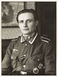 Non-commissioned Officer c. 1944, printed 1990 by August Sander 1876-1964