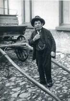 August Sander 75