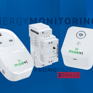 Energy Monitoring – Promo Pack 3 Phase