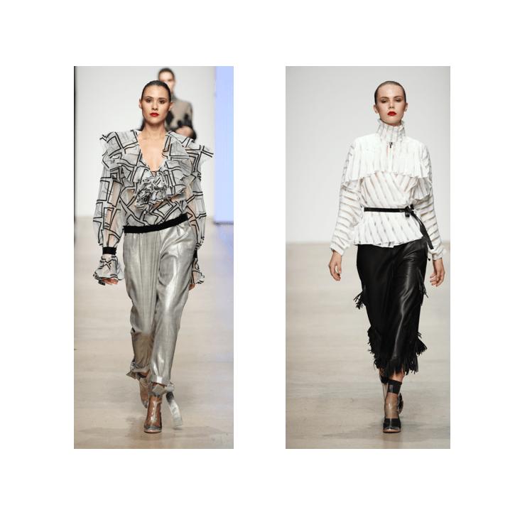 Julia Dalakian Fashion Show FW 2019 MBFW Russia
