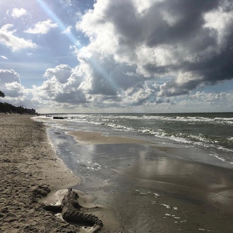baltijskoe more kurort kaliningradskaya oblast zelenogradsk