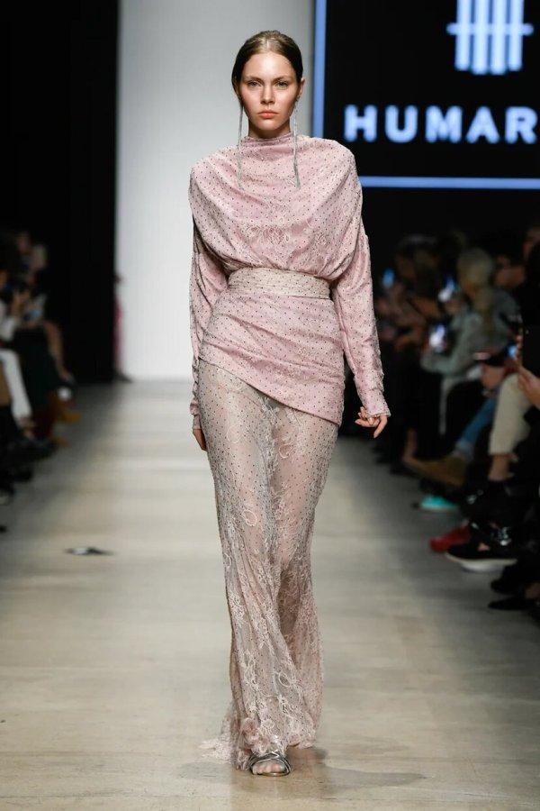 Humariff вечерние платья 2020