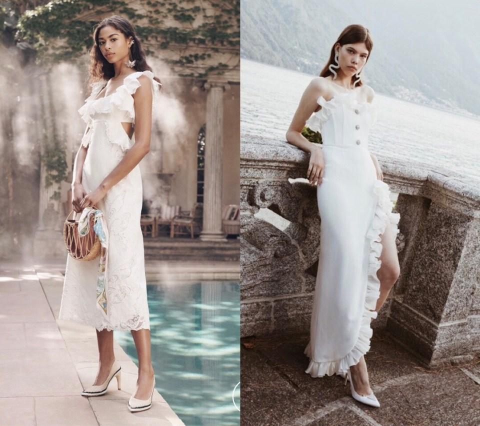 сарафан модный тренд лето 2020