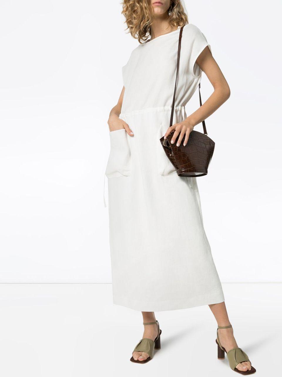 LVIR платье с кулиской