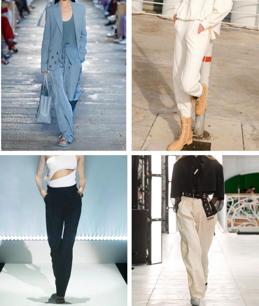 модные платье весна лето 2021