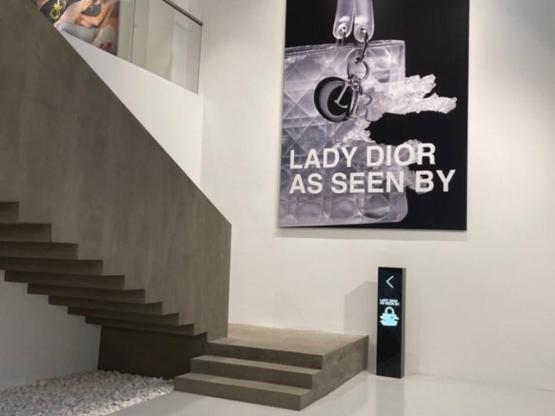 выставка Lady Dior As Seen By Ruarts