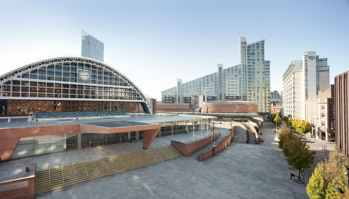 Manchester Central for Buy Art Fair