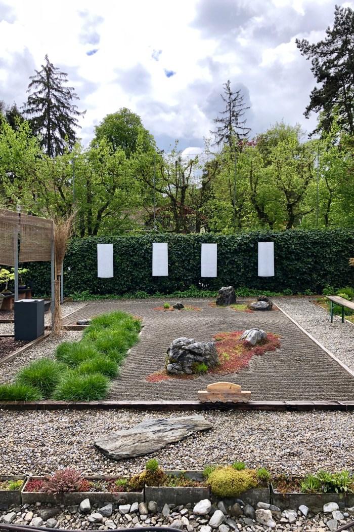 Zurich garden