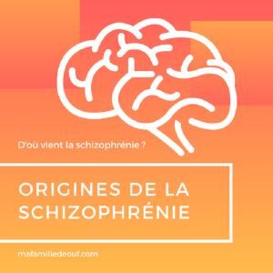 D'où vient la schizophrénie ? Origines de la schizophrénie