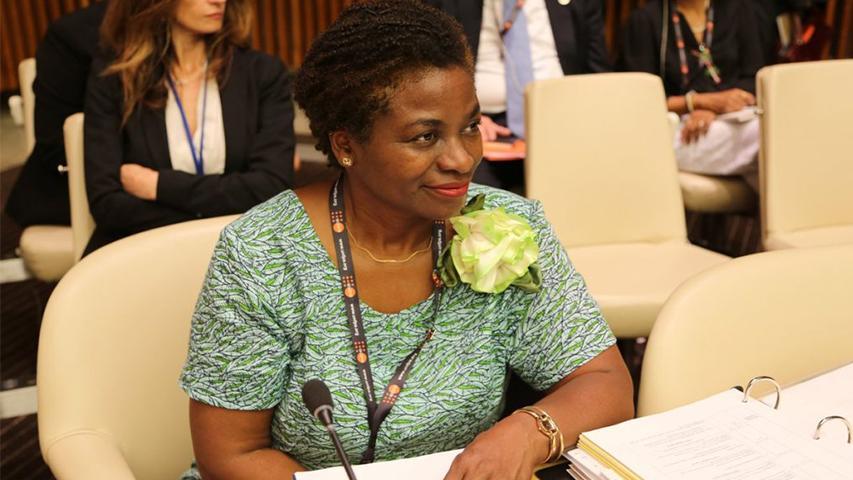 DrKanem, cinquième directrice exécutive de l'UNFPA