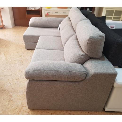 Sofa Chaise Longue Extraible
