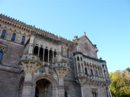 Comillas, son palais Sobrellano
