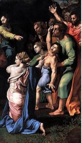 transfiguration-raphael-detail-partie-basse-enfant-epileptique