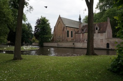 bruges minnewater 1