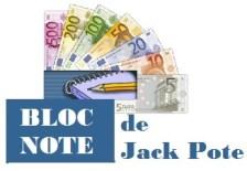 bloc note de Jack Pote