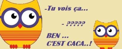 Logo jeu de main caca