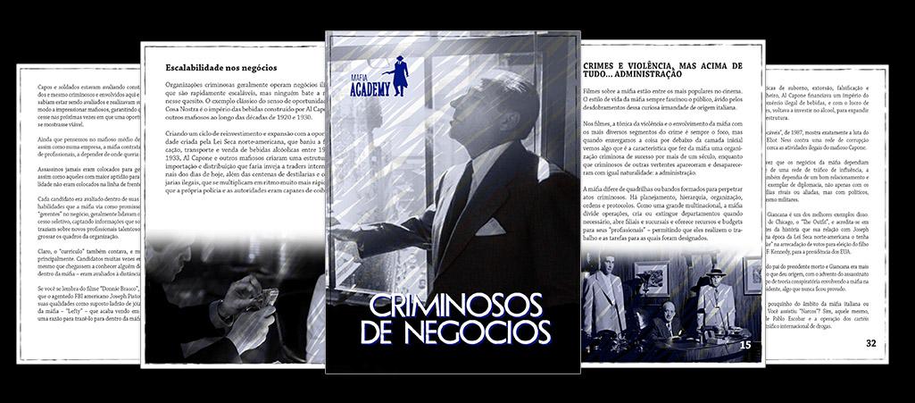 Criminosos NEGÓCIOS