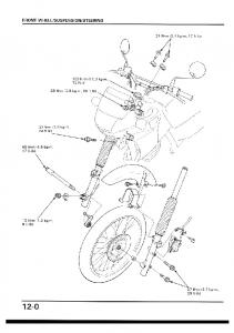 Mechanic Study Guide: Front End, Suspension & Steering