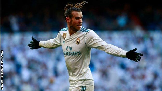 Bale pode deixar o Real Madrid (foto: Arroyo Moreno / Getty Images)