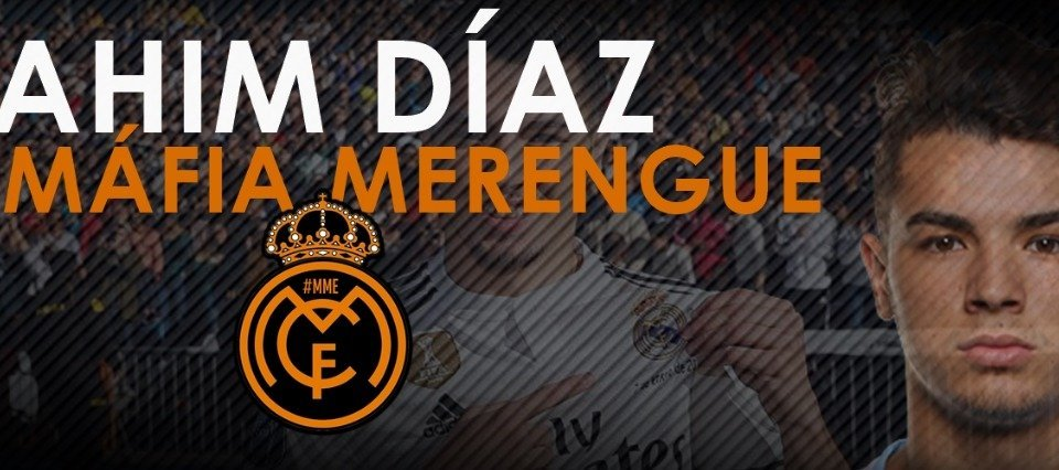 Brahim Diaz no Real Madrid - Brahim da Máfia Merengue