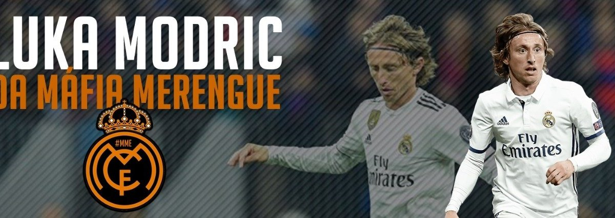 Luka Modric no Real Madrid