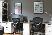 Ikea Hack home office / study : How to create a home ...