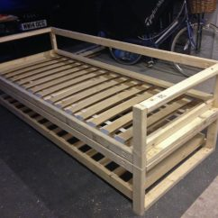 Sofa Sleeper Bed Frame Sofas That Come Apart Frames Lovely Diy Plans 36 For Your Beds