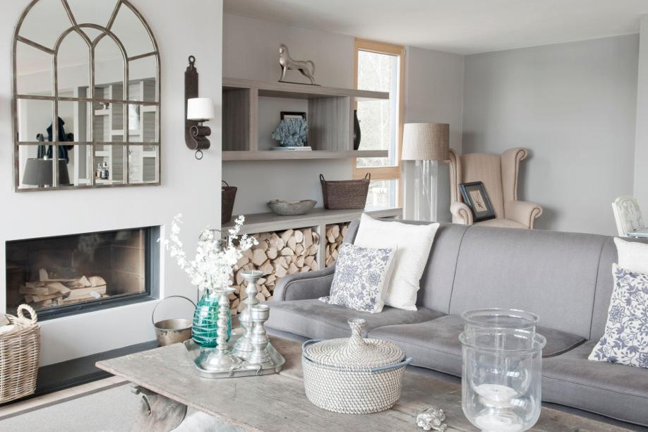 Deco Maison Cosy Stunning Fminin Et Raffin Le Chalet