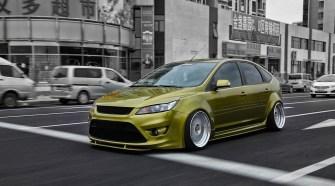форд фокус номер один по продажам в России