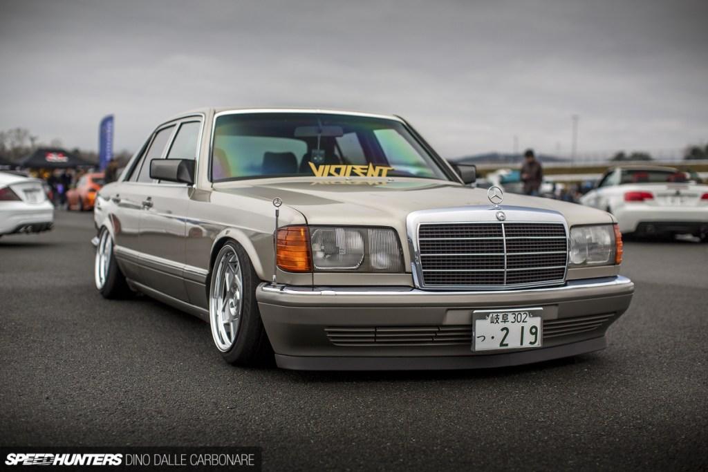 стенс проект Mercedes-Benz W123