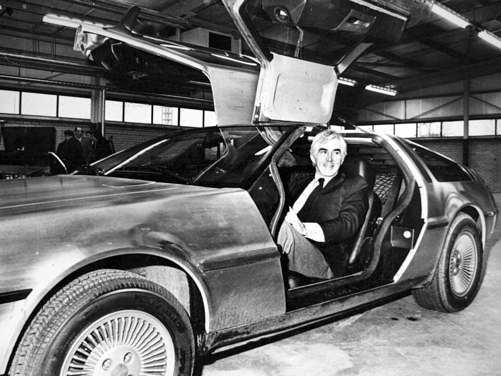 John-DeLorean